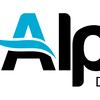 Alpine dream clean logo