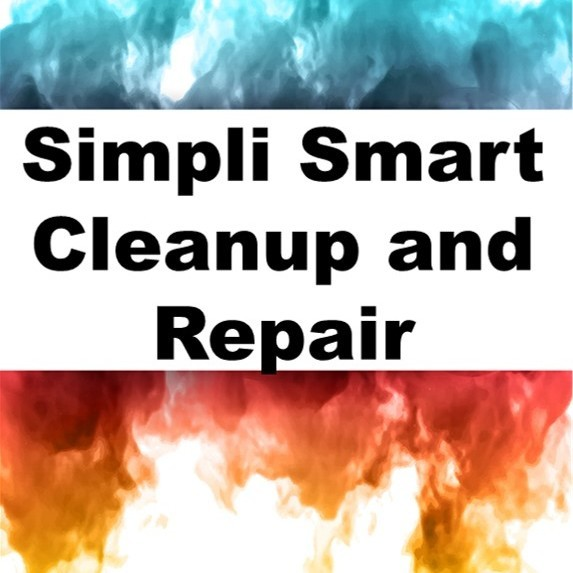 Clearwater fl water fire smoke flood storm damage restoration simpli smart cleanup and repair