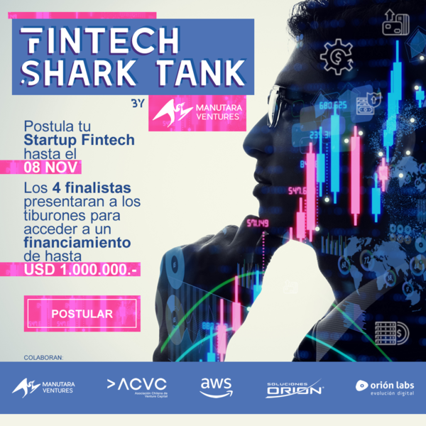 Fintech shark tank varios