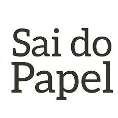 Logo 20sai 20do 20papel