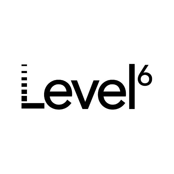 Level6logo600x600border
