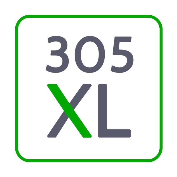 305xl white logo png 20large