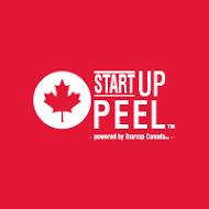 Startup peel white facebook