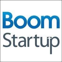 Boomstartup logo block