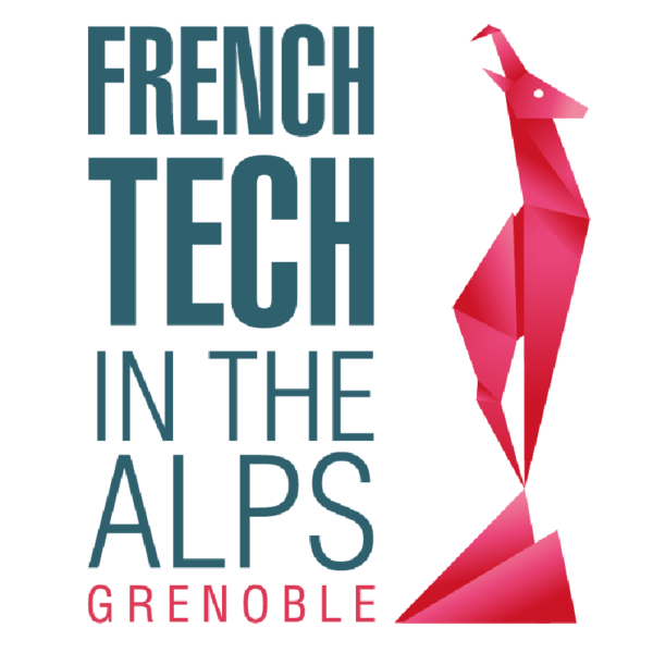Logo frenchtech inthealps vertical grenoble