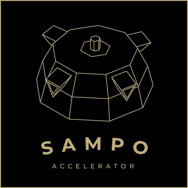 Sampo logo txt square