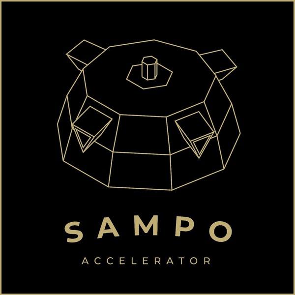 Sampo logo txt square