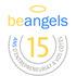 Micro beangels anniversary 15 logotype rgb