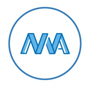 Nwa logo print