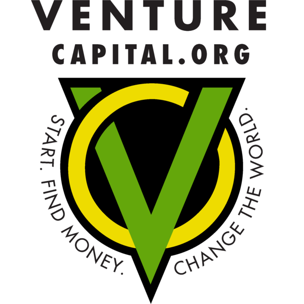 Venture capital logo final text