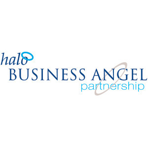 Business angel logo