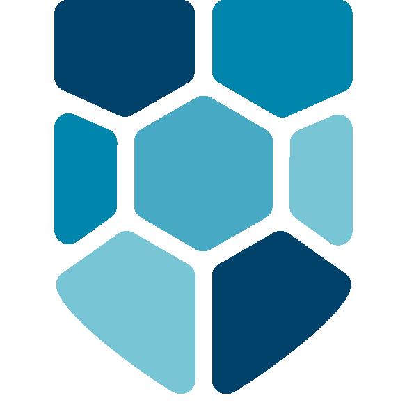 Caretta logo stacked rgb
