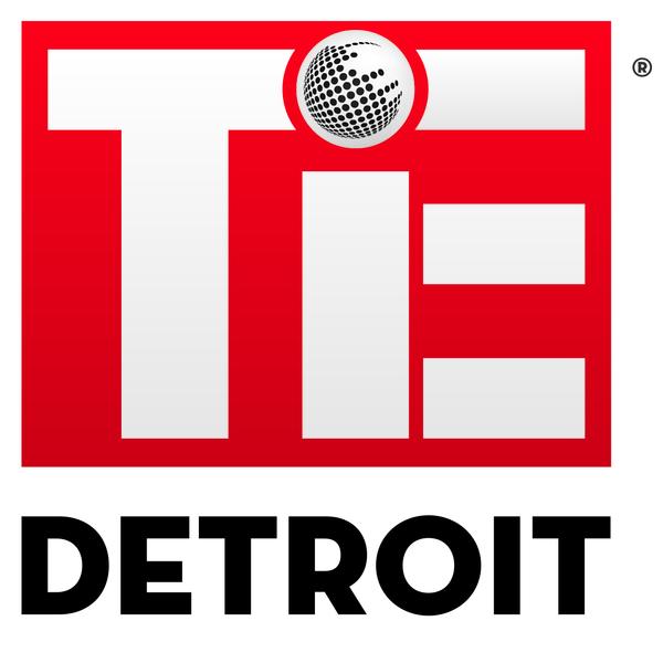 Tie detroit v logo large