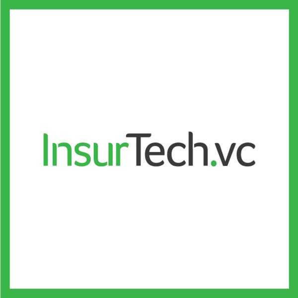 Insurtech logo square white