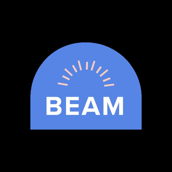 Beam badge1 20blue