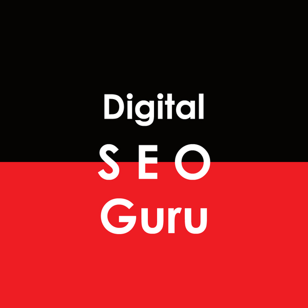 Digital seo guru logo