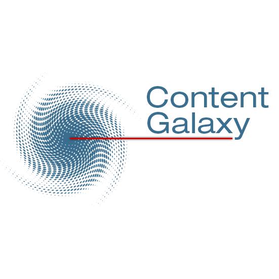 Content galaxy logo square