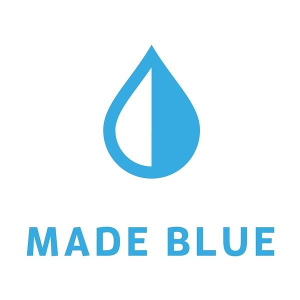 Logo madeblue outl