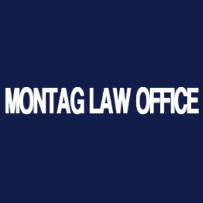 Montag law office image logo square