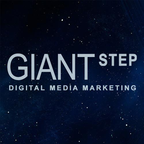 Giantstep digital media marketing logo