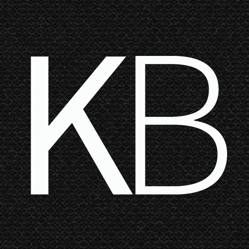 Keepboo logo black 512px