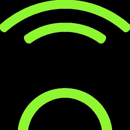 Icon logo green rgb