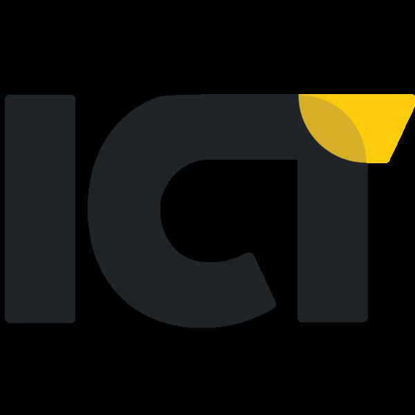 Ictlogo initials zoomed