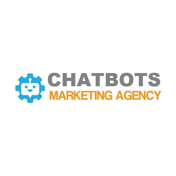 Chatbots logo marketing