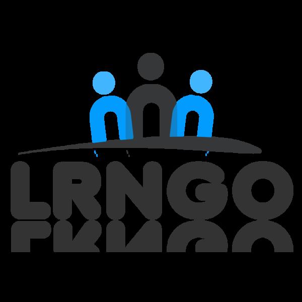 Lrngo square logo vertical