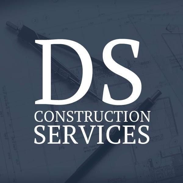 Ds construction services logo 600