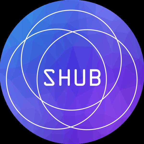 Shub 20logo 20purple blue 20circle