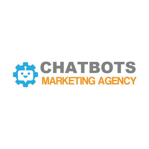 Chatbots logo marketing