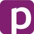 Micro logo plum pow p