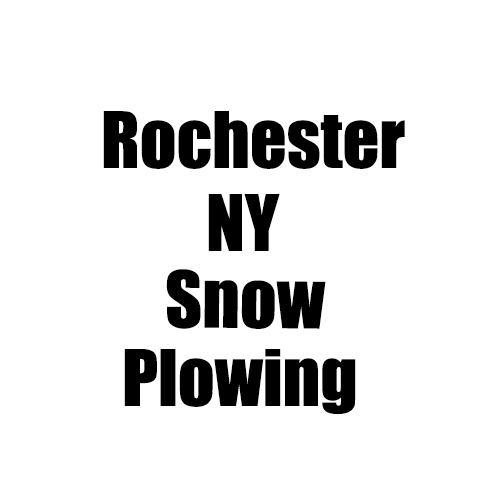 Rochester 20ny 20snow 20plowing