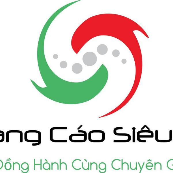 Logo quang cao sieu toc