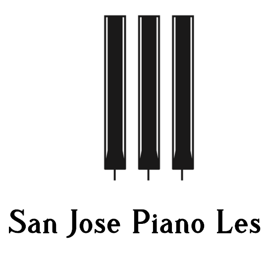 San jose piano lessons logo