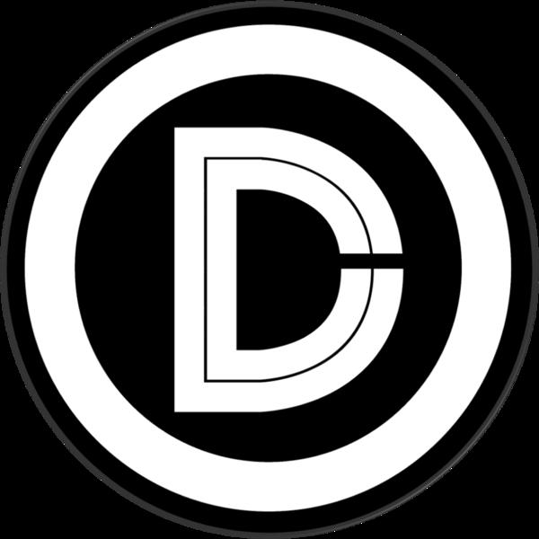 Doifoo black round