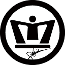 Logo crown signature 20stripe