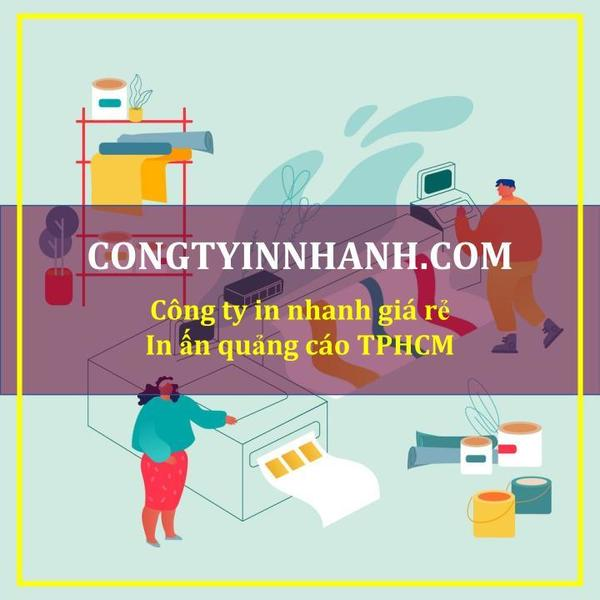 Cong ty in nhanh com