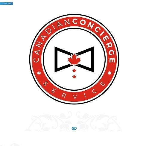 Canadian concierge service logo 5