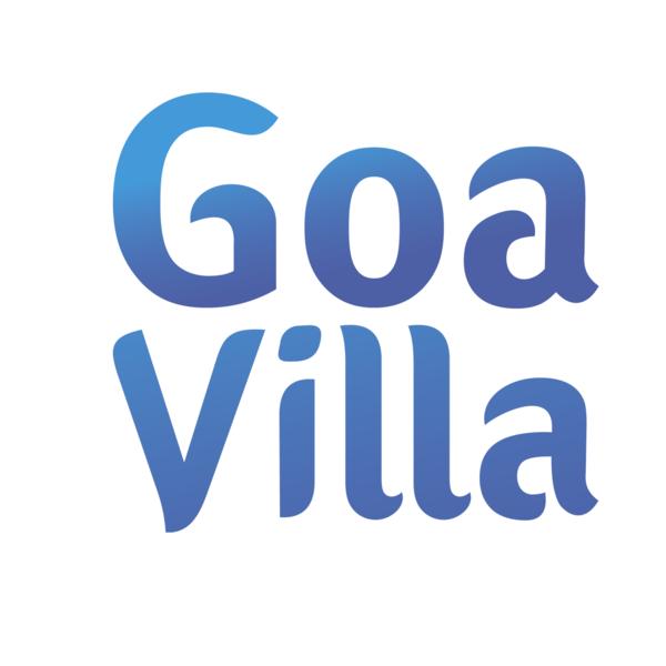 Goa villa square white