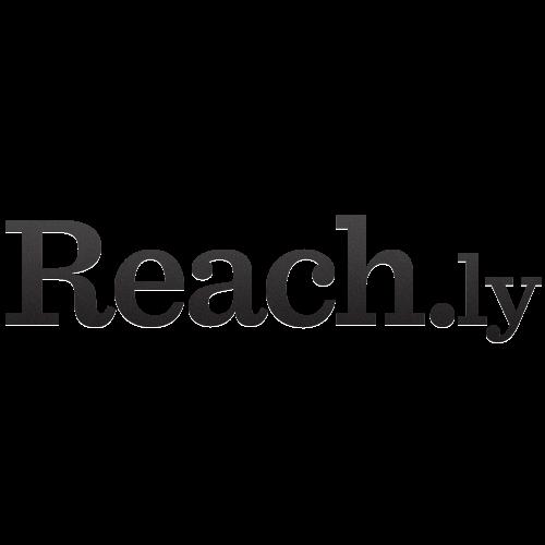 Reachly logo bw