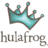 Micro hulafrog avatar logo square white back