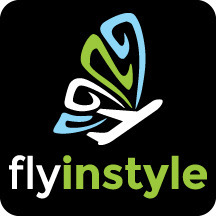 Flyinstyle app icon colored wings