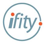 Ifity logo faol whitecircle