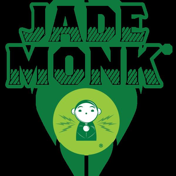 Jademonk logo 20  20green 02
