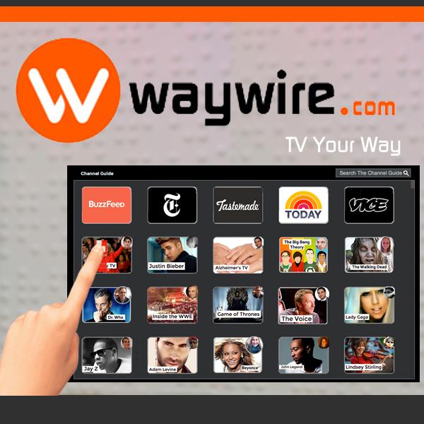 Waywire.tvyourway