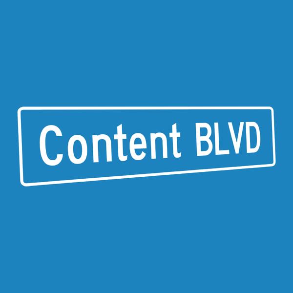 Content blvd logo social