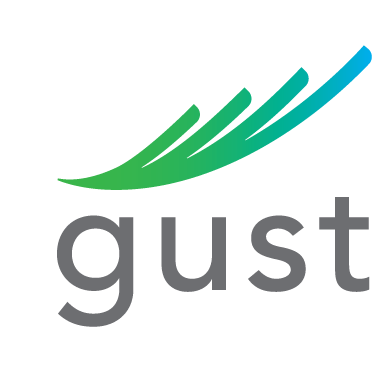 Gust logo new dark