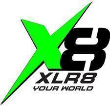 X8 logos 20xlr8 very 20small